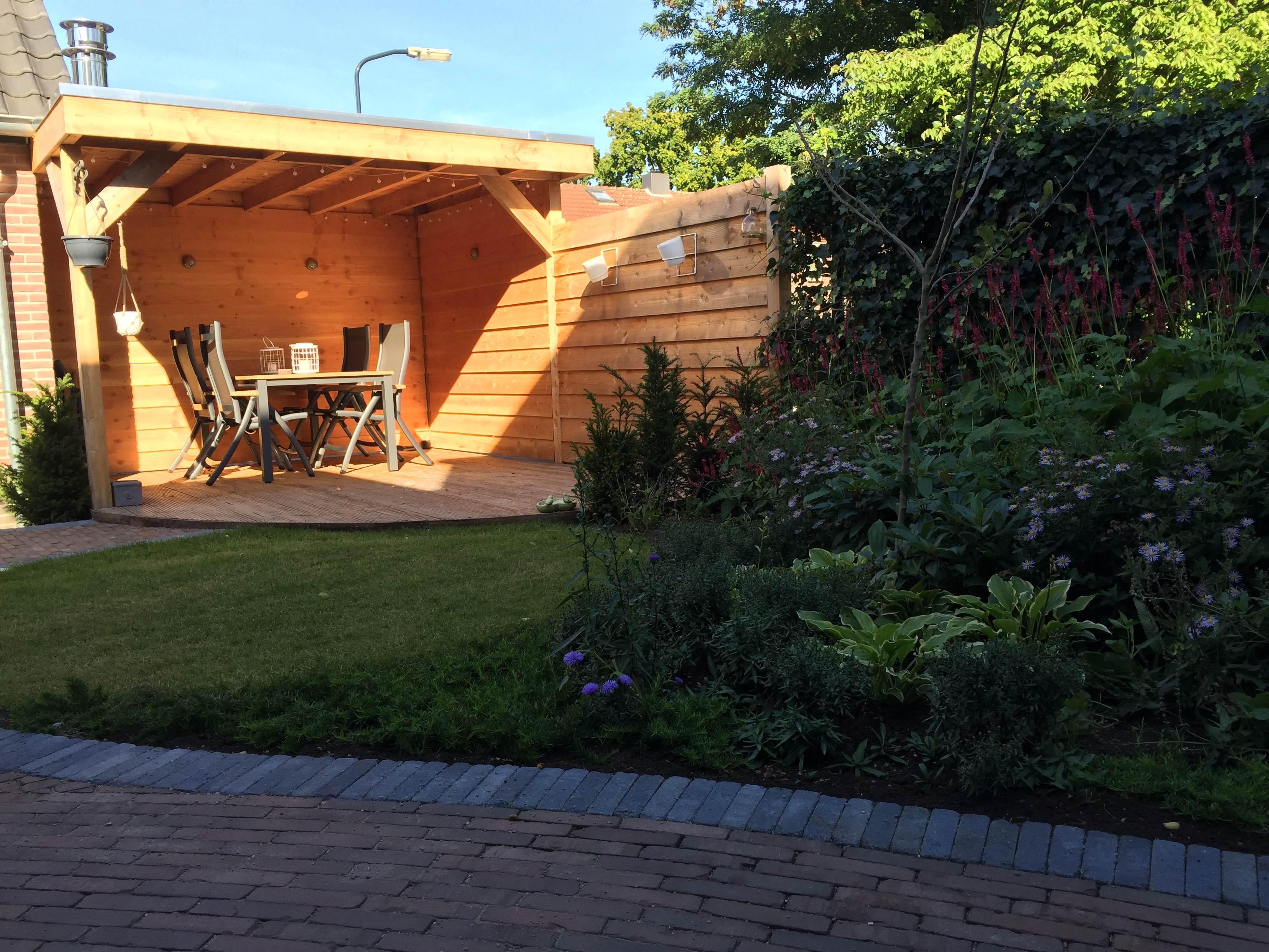 Hier ziet u een aantal voorbeelden van ons werk in apeldoorn - Aangelegde tuin ideeen ...